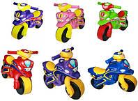 Мотоцикл толокар.с музыкальным рулем, фото 1