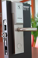 Сетевые беспроводные (ZigBee) гостиничные системы контроля доступа