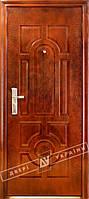 Входные двери ТР-С50 Серия Эконом автолак медь, фото 1