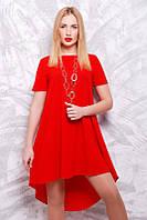 Красивое платье из креп-шифона, фото 1