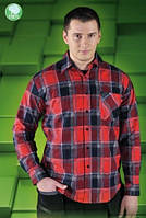 Рубашка рабочая мужская KF, фото 1