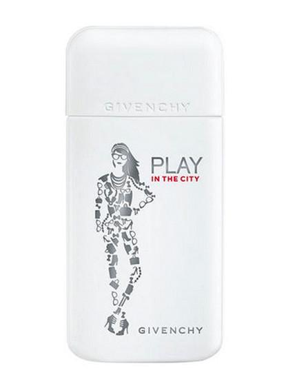 Женская парфюмированная вода Givenchy Play in the city (реплика)