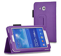 "Чехол Samsung Galaxy Tab 3 Lite 7"" (T110, T111, T113, T116) Case Purple, фото 1"