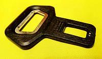 Заглушка ремня безопасности Метал в пластике