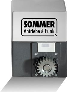 Sommer SM40T, для откатных ворот