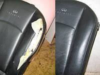 Реставрация и ремонт сидений автомобиля