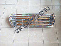 Решетка радиатора Toyota Land Cruiser 200 (хром), фото 1