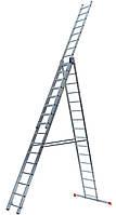 Универсальная лестница Werk LZ3212B 3х12-ступеней