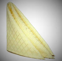 Салфетка тканевая сервировочная светлый беж