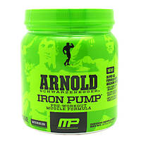 Предтренировочник MusclePharm Arnold Series Iron Pump ( 360g - 60 serv)