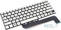 Клавиатура для ноутбука Asus UX21A, UX21E rus, silver, без фрейма (0KNB0-1100RU00) Silver