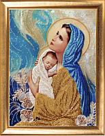 """Набор для вышивания бисером """"Мать и дитя"""""""