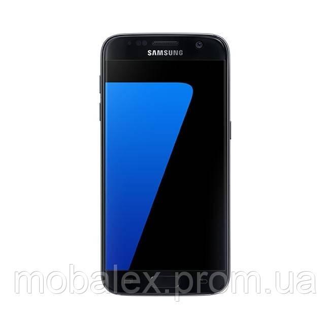 Samsung G930F Galaxy S7 32GB (Black) 12мес., фото 1