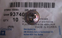 Шайба стопор задних колодок Ланос Сенс (оригинал) GM.