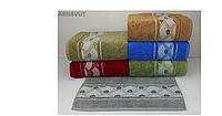 Полотенце для пляжа, бани и сауны 100 х150 см, Cottonist, Arnavut, Турция