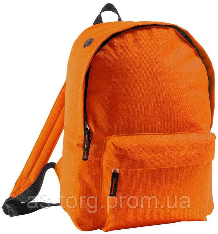 0dd4ba824f70 Рюкзак молодежный SOL'S RIDER Оранжевый , магазин рюкзаков: продажа ...