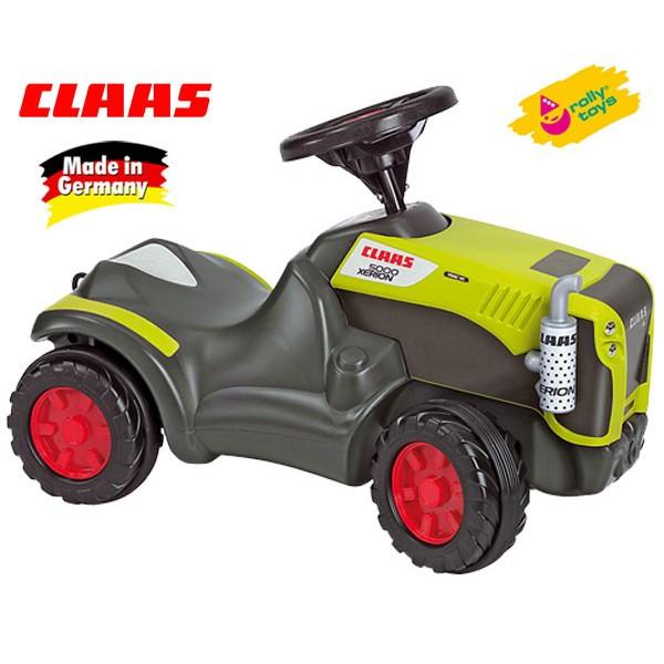 Машинка-каталка Rolly Toys rolly Minitrac Claas Xerion 132652