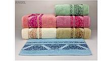 Полотенце для пляжа, бани и сауны 100 х 150 см, Cottonist, Angel, Турция