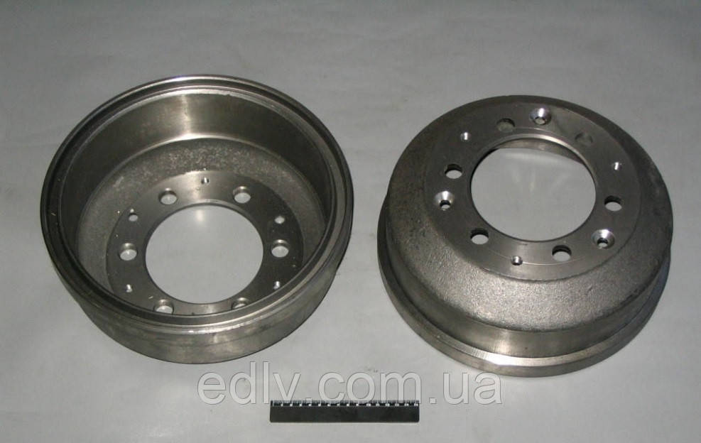 Барабан тормозной задний ГАЗ 3302,2705  (пр-во ГАЗ) 3302-3502070