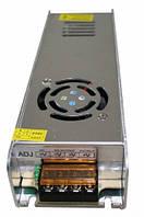 Блок питания, мощность 12В - 200 Вт slim, фото 1