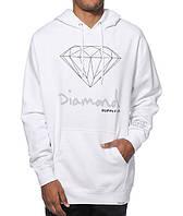 Худи мужская с принтом Diamond Supply Co Толстовка