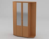 Прихожая, шкаф с зеркалами в прихожую «Виктория», фото 1