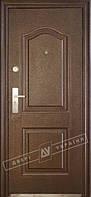 Входные двери ТР-С36+ мин.вата покрытие молоток, фото 1