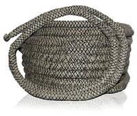 Жаростойкий шнур из керамического волокна (диам. 8мм, длина 2,5м)