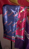 Шарфы, ленты, галстуки с логотипом