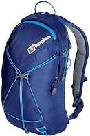 Удобный синий рюкзак Berghaus ARETE III 8+4, 21428V29, 12 л.