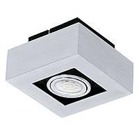 Точечный накладной светильник Eglo 91352 LOKE 1