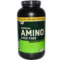 Аминокислоты SUPERIOR AMMINO 2222  320 таблеток