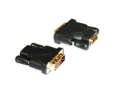 DVI-D -HDMI адаптер переходник п-м #100237