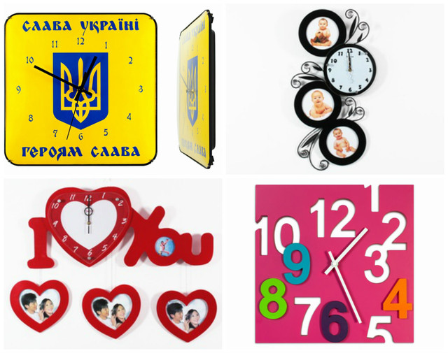 Модные часы для Вашего дома