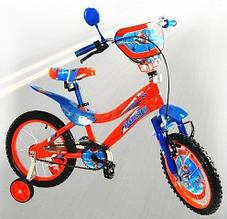 Двоколісний велосипед Дасті