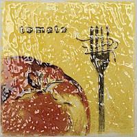 Плитка Атем Орли настенная декор Atem Streza Tomato W 100x100 мм
