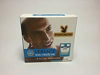 Парфюмированная вода Versace Man Eau Fraiche с феромонами