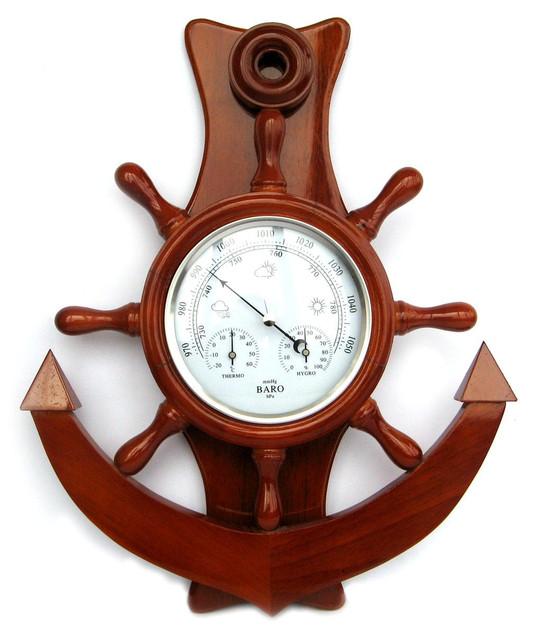Кто изобрел первый барометр?
