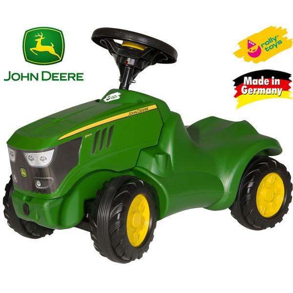 Машинка-каталка трактор John Deere Rolly Toys 132072