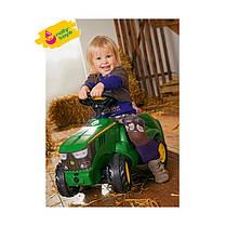 Машинка-каталка трактор John Deere Rolly Toys 132072, фото 3