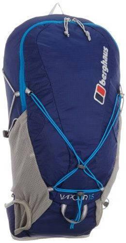 Модный синий рюкзак Berghaus VAPOUR 15, 20816T88, 15 л.