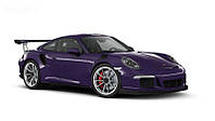 Body kit GT3 RS (style) for Porsche 996