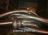 """Металорукав високого тиску з нержавіючої сталі Ду 125 (5"""")"""