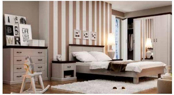 Спальня Лавенда (ВМВ-Холдинг)