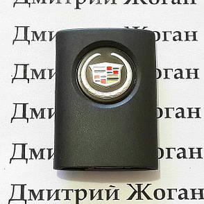 Корпус смарт ключа Cadillac (Кадиллак) 3 кнопки + 1 , фото 2