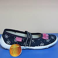 Текстильная обувь для девочки Польша Viggami р.26,31
