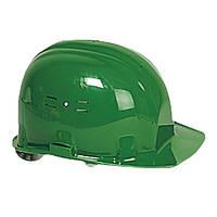 Каска строительная защитная Classic, зелёная