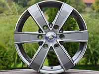 Литые диски R16 6х130, купить литые диски на MERCEDES SPRINTER 2 VW CRAFTER, авто диски МЕРСЕДЕС СПРИНТЕР