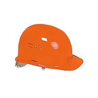 Каска строительная защитная Classic, оранжевая