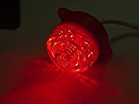 Строб лампа красная, фото 1
